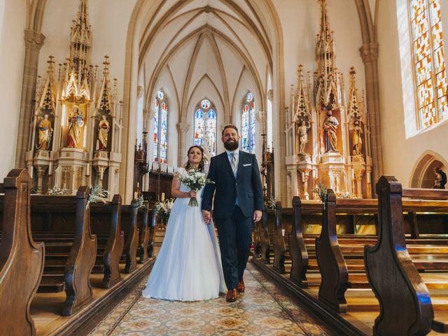 Le mariage de Loïc et Marie à Oberlarg, Haut Rhin 38