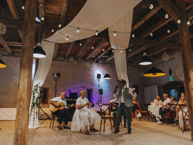 Le mariage de Loïc et Marie à Oberlarg, Haut Rhin 61