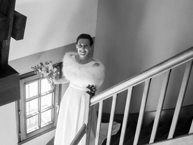 Le mariage de Vincent et Angelina à Argentan, Orne 16