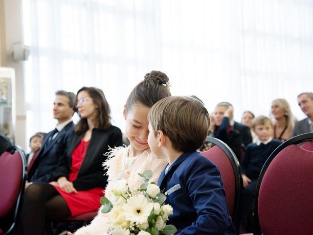 Le mariage de Vincent et Angelina à Argentan, Orne 22