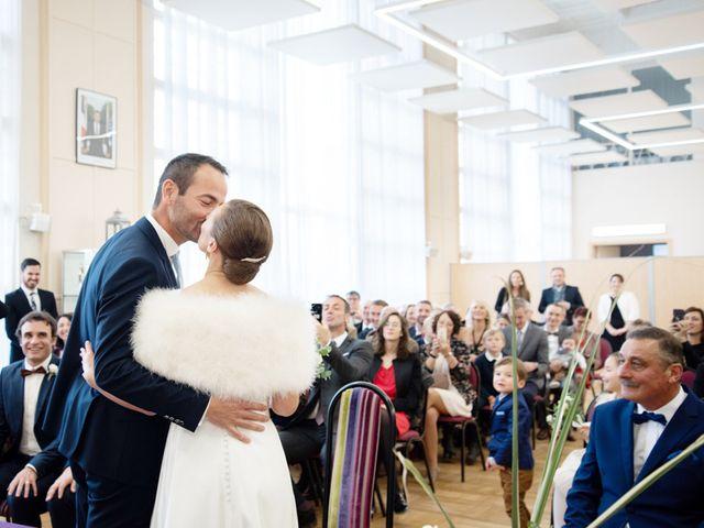 Le mariage de Vincent et Angelina à Argentan, Orne 1