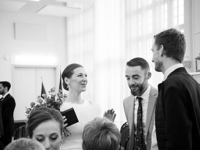 Le mariage de Vincent et Angelina à Argentan, Orne 25