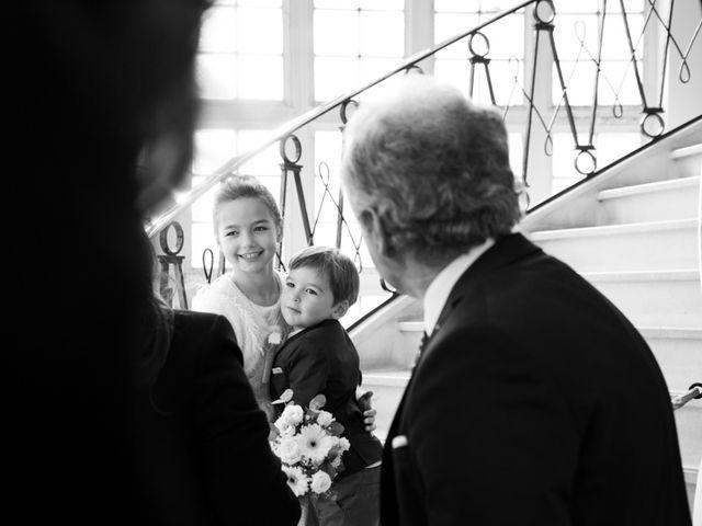 Le mariage de Vincent et Angelina à Argentan, Orne 26