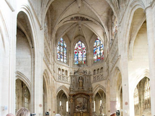 Le mariage de Vincent et Angelina à Argentan, Orne 28