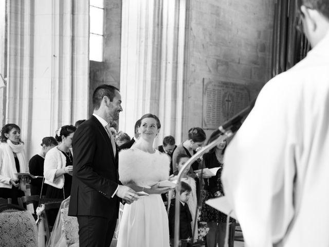 Le mariage de Vincent et Angelina à Argentan, Orne 30