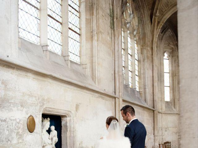 Le mariage de Vincent et Angelina à Argentan, Orne 35
