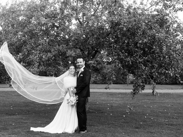 Le mariage de Angelina et Vincent