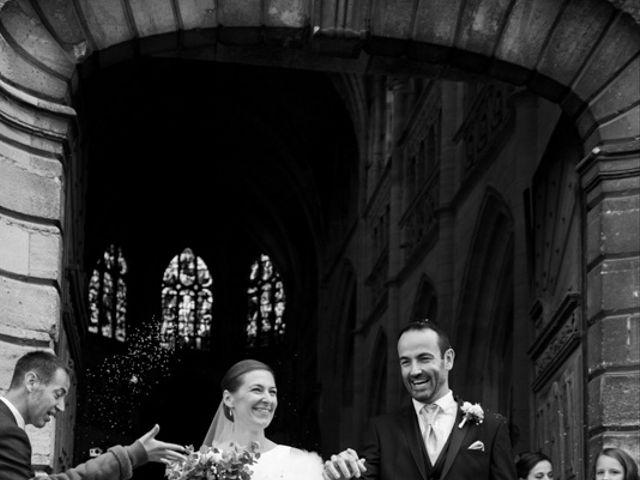Le mariage de Vincent et Angelina à Argentan, Orne 39