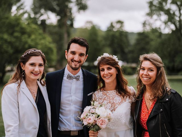 Le mariage de Olivier et Alexandra à Épernon, Eure-et-Loir 8