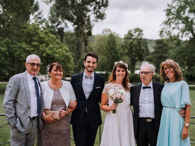 Le mariage de Olivier et Alexandra à Épernon, Eure-et-Loir 9