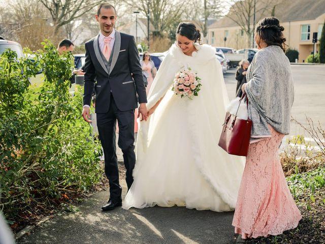 Le mariage de Adrien et Camille à Voisins-le-Bretonneux, Yvelines 15