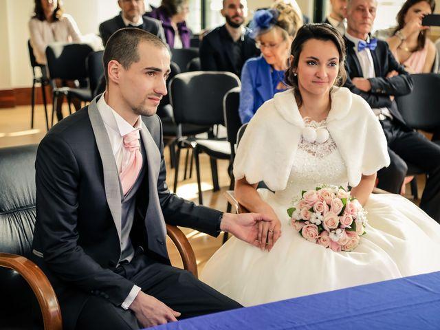 Le mariage de Adrien et Camille à Voisins-le-Bretonneux, Yvelines 21