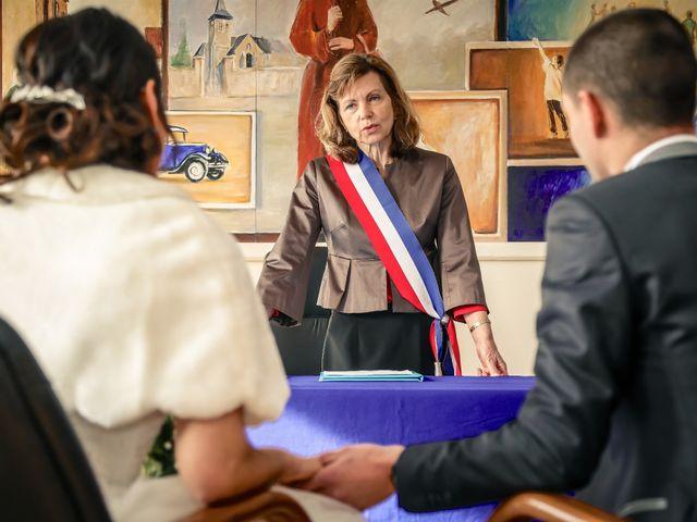 Le mariage de Adrien et Camille à Voisins-le-Bretonneux, Yvelines 22