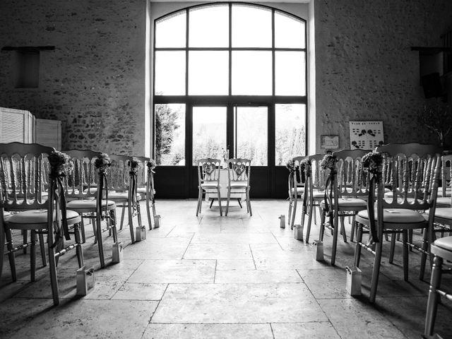 Le mariage de Adrien et Camille à Voisins-le-Bretonneux, Yvelines 45
