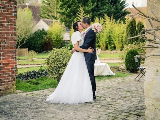 Le mariage de Adrien et Camille à Voisins-le-Bretonneux, Yvelines 47