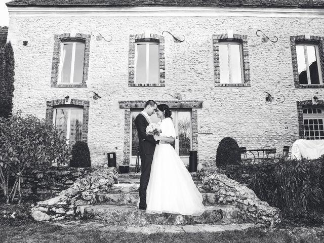 Le mariage de Adrien et Camille à Voisins-le-Bretonneux, Yvelines 48