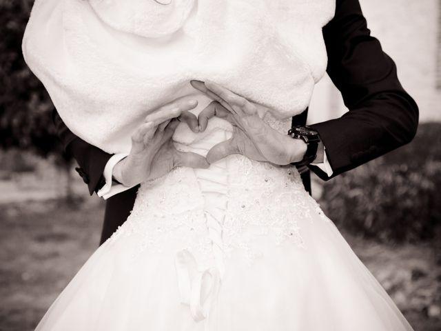 Le mariage de Adrien et Camille à Voisins-le-Bretonneux, Yvelines 49