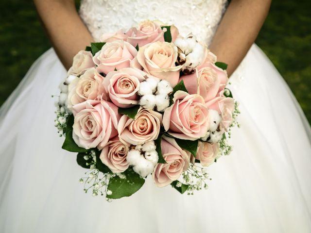Le mariage de Adrien et Camille à Voisins-le-Bretonneux, Yvelines 50