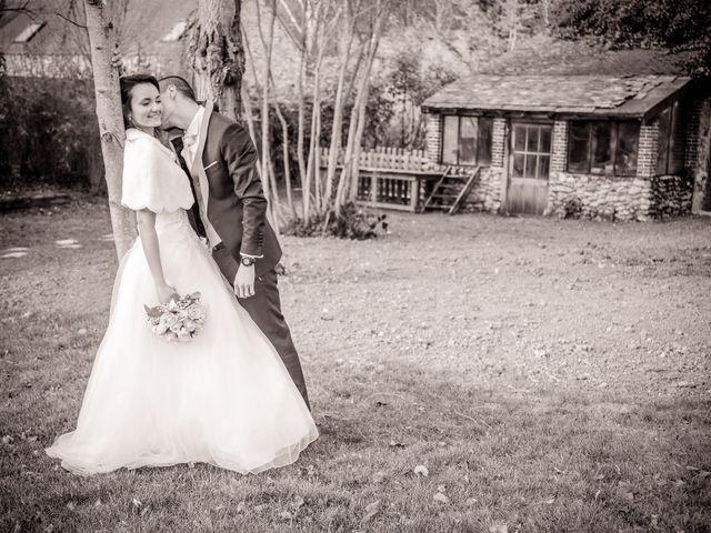 Le mariage de Adrien et Camille à Voisins-le-Bretonneux, Yvelines 52