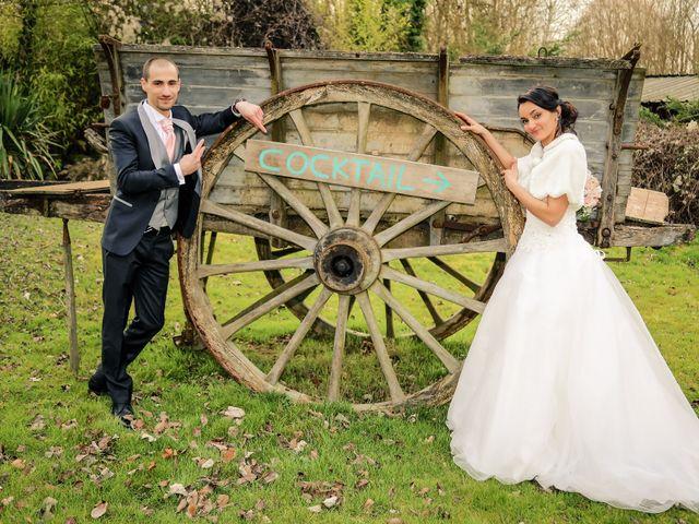Le mariage de Adrien et Camille à Voisins-le-Bretonneux, Yvelines 53