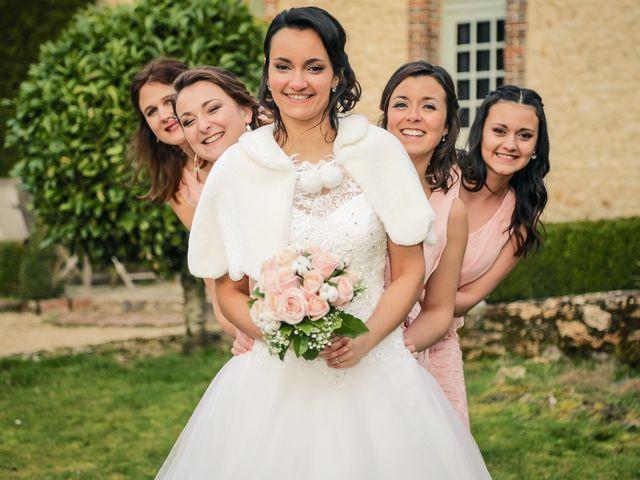 Le mariage de Adrien et Camille à Voisins-le-Bretonneux, Yvelines 55