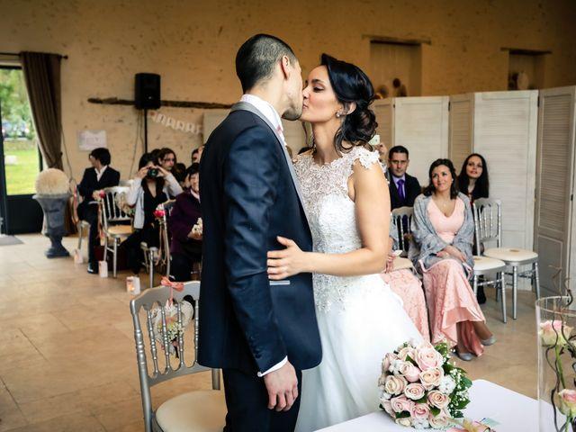 Le mariage de Adrien et Camille à Voisins-le-Bretonneux, Yvelines 60