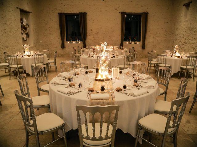 Le mariage de Adrien et Camille à Voisins-le-Bretonneux, Yvelines 80