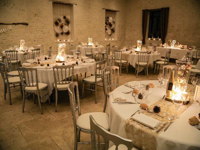 Le mariage de Adrien et Camille à Voisins-le-Bretonneux, Yvelines 81