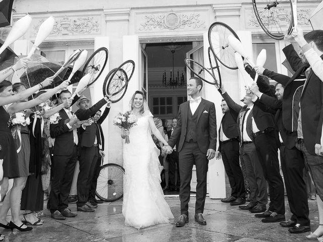Le mariage de Antoine et Julie à Gradignan, Gironde 2