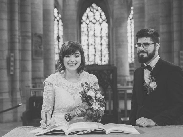 Le mariage de François et Marie  à Charleville-Mézières, Ardennes 1