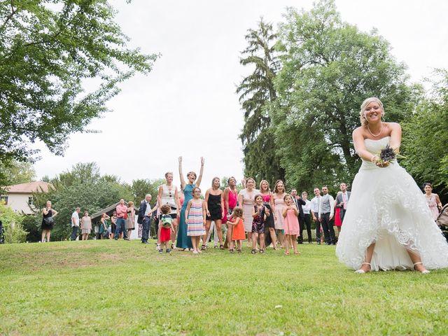 Le mariage de Anthony et Julie à La Chaussée-sur-Marne, Marne 40