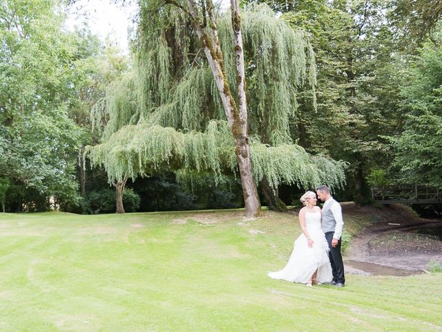 Le mariage de Anthony et Julie à La Chaussée-sur-Marne, Marne 44