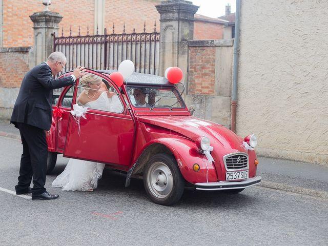 Le mariage de Anthony et Julie à La Chaussée-sur-Marne, Marne 50