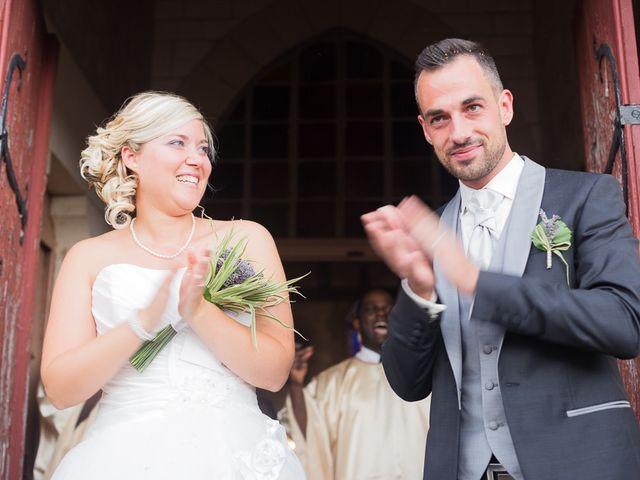 Le mariage de Anthony et Julie à La Chaussée-sur-Marne, Marne 51