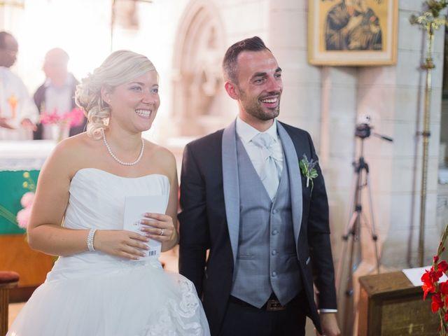Le mariage de Anthony et Julie à La Chaussée-sur-Marne, Marne 54
