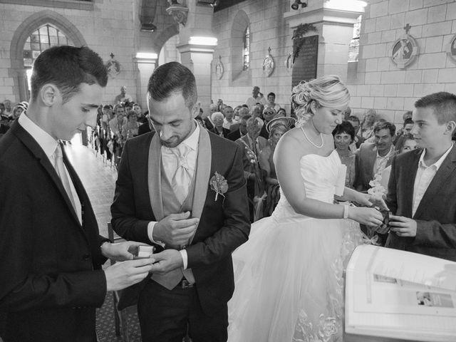 Le mariage de Anthony et Julie à La Chaussée-sur-Marne, Marne 61