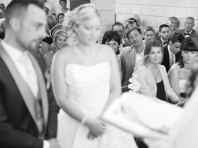 Le mariage de Anthony et Julie à La Chaussée-sur-Marne, Marne 64