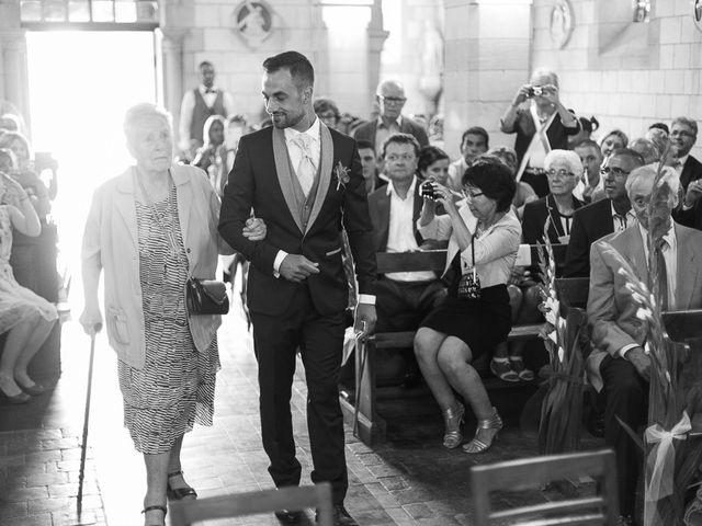 Le mariage de Anthony et Julie à La Chaussée-sur-Marne, Marne 71