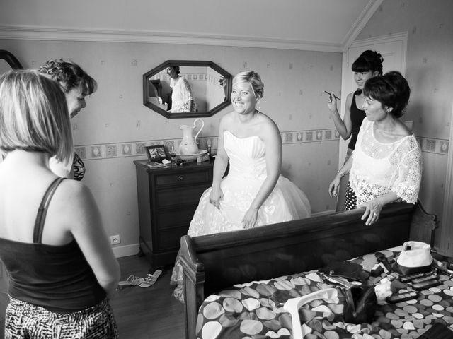 Le mariage de Anthony et Julie à La Chaussée-sur-Marne, Marne 89