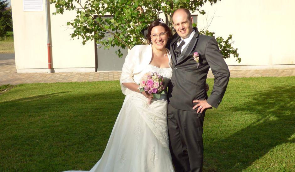Le mariage de Fabrice et Adeline à Brouderdorff, Moselle