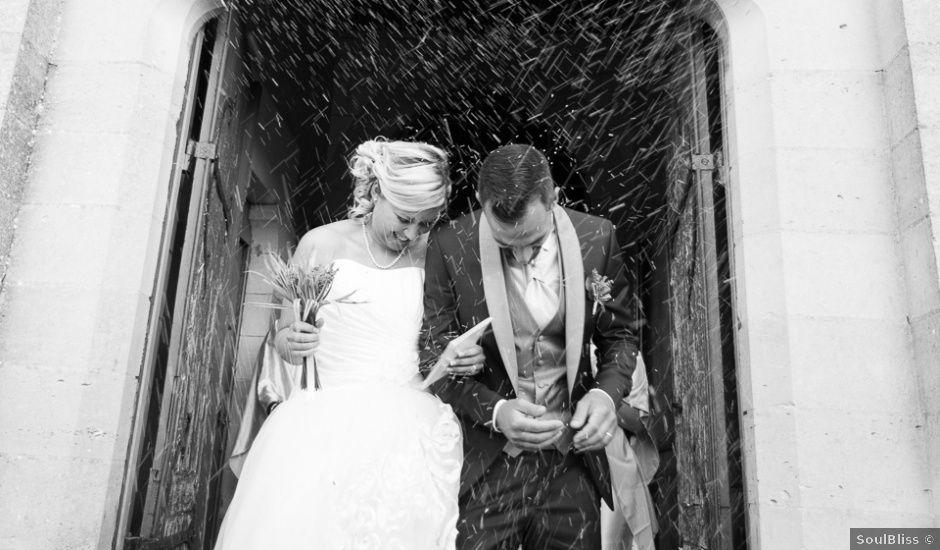 Le mariage de Anthony et Julie à La Chaussée-sur-Marne, Marne