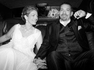 Le mariage de Marie-Laure et Stéphane