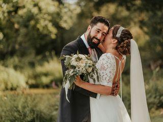 Le mariage de Elsa et Raul