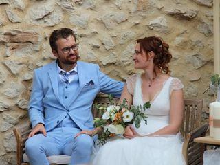 Le mariage de Camille et Emmy