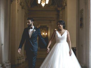 Le mariage de Samira et Yacine 3