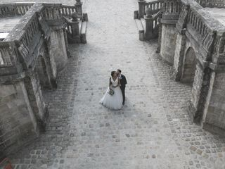 Le mariage de Samira et Yacine