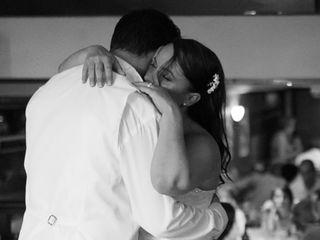 Le mariage de Stephanie et Guillaume