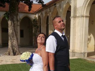 Le mariage de Laetitia et Laurent 1