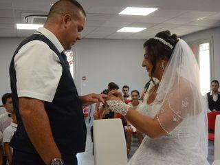 Le mariage de Laetitia et Laurent
