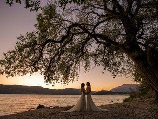 Le mariage de Gaëlle et Maria Julia